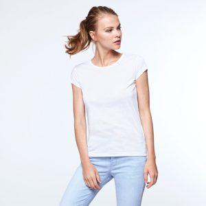 Tshirt personalizzabile poliestere donna