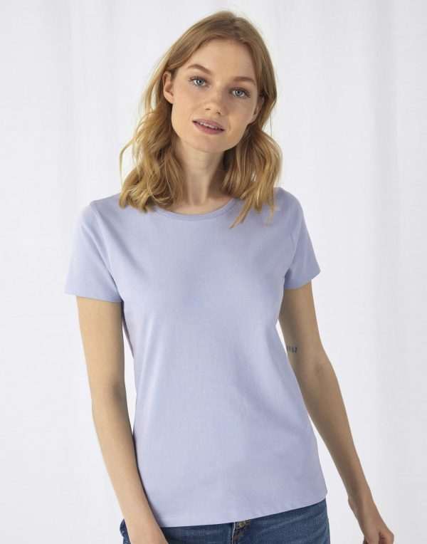 T-shirt donna dtg stampa digitale diretta